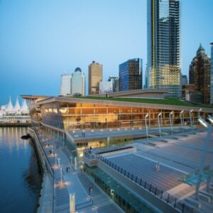 Vancouver Convention Center 1